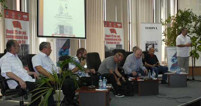 Toni Grecu si invitatii sai la UPA din IASI